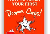 Drama lesson / Drama