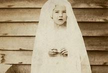 Unusual, enigma vintage photos