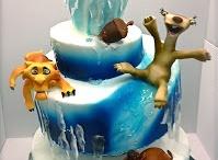 Ice age cakes