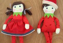 Christmas---Elf on the Shelf