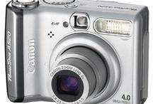 GAMME Canon POWERSHOT série A