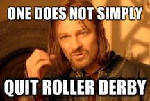 Roller Derby: Challenges / What are some of the challenges you face in roller derby, and how have you overcome them?  These challenges can be physical, mental, social...whatever causes you frustration.