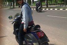 scooter / retro