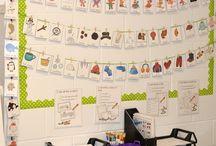 sınıf duvarı