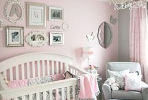 Girl nursery... Maybe one day? / by Megan Majors