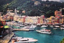 Liguria / Images of Liguria and Cinque Terre! #travel #italy #italia #thegreatbeauty