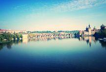road trip / Prague