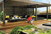 Scullion Pergola Roofs