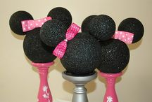Minnie Mouse Birthday Party / by Catherine Frey