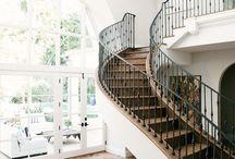 Stairs/hallway/foajé
