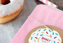 Social Ideas / Donut themed social  / by Aubrey Sydow