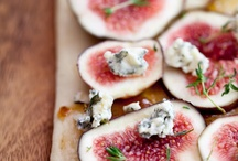 Savoury Snacks I want to eat / Tasty delights to nourish the wedding guests and please the senses.