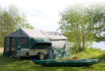3Dog Camping Tenttrailer / Tenttrailer