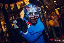 Extra Kvällsöppet 2016 / Här ser ni bilder från Triangelns Extra Kvällsöppet 2016 med Halloweentema