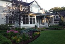 Exterior / Casual, inviting, family friendly!  Siena Custom Builders, Naperville IL