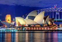 Australia Adventures / Explore fabled lands where glaciers meet rain forests, where dazzling azure waters and coral reefs, unique wildlife and indigenous cultures exist for centuries. From the dramatic landscapes of Australia's Kimberley coast to the pristine coral reefs of Fiji, take a dip in the perfection of this marvelous continent.