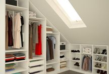 Attic Apartment - Dressing Room