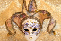 Mascaras de carnaval / Venha se contagiar, com a ginga do brasileiro e depois espalhar pro mundo inteiro...
