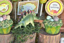 Dinosaurs / Party ideas
