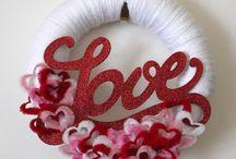 Valentine decorasi