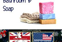 Bathroom & Soap Category - #CRAFTfest Christmas 2016