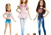 Barbie i siostry i psy