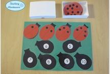 Preschool: Math / by Priscilla Stephens