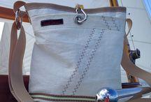 Segeltuch Tasche
