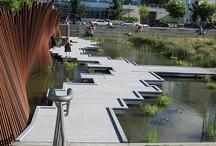 Projekty terenów miejskich