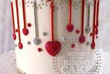 Cake Birthday Elegant