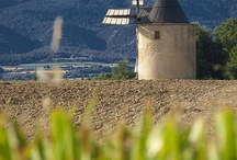 Moulin with sails / Windmill
