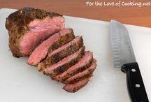 Recepten: Rund/Beef