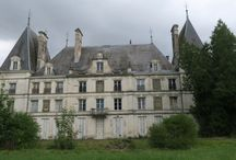 French Chateau / deserted french castle