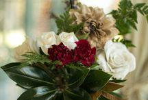 Flower Arrangements  / by Elizabeth Sands