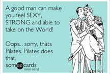 Pilates Funnies