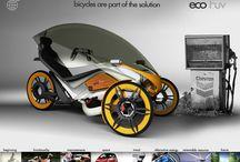 eco fuv electric trike