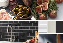 2015 Perfect Kitchen Complements / Like wine and cheese or beer and pretzels, our kitchen faucets and sinks complement one another perfectly. Here are a few new mouth-watering pairings to inspire both your next dinner party and kitchen remodel. / by Kohler Co.
