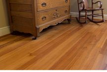 Wood Flooring: Heart Pine Vertical Clear- Antique River-Recovered® Heart Pine