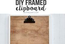 Clipboard ideas