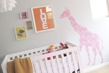 kiddies rooms / by Molly Abrigg