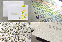 Hot Off the Press / Cards & printed stationery