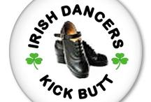 Irish dance. / by Glenna Rankin