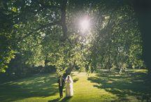 IN THE GARDENS / Weddings-receptions-parties-ceremonies