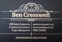Ben Cresswell - Engineering Solutions for you!