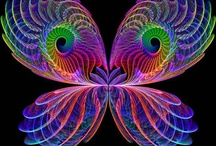 Fractal, Geometry & Psychedelic / by Christine Yew