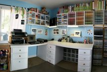 My Dream Craftroom / by Lindsay Bickford Wanagel