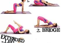 Stretches & workouts