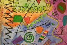 Art Room - Square 1 Ideas / Elementary Art Ideas