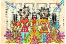 Caddo Artists