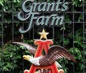 Grants Farm / When I visit, I don't want to leave! / by Sue Gabe